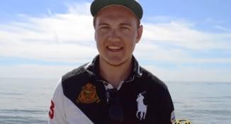 Elev intervju Fredrik