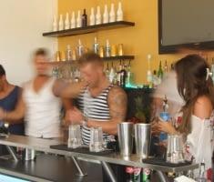 Tempo i baren