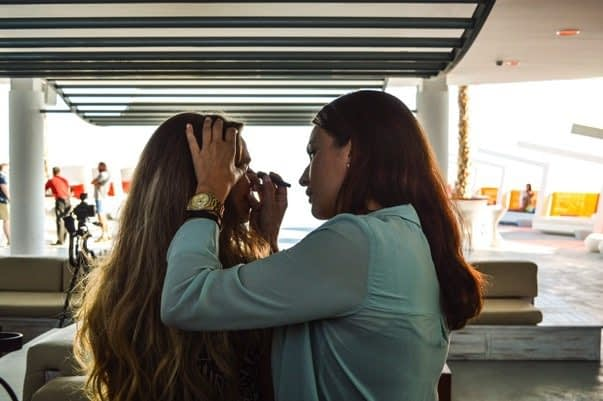 Marbella event academy dj bartender makeup