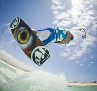 Kite surf i Tarifa