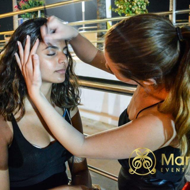 Makeup at Terrasana