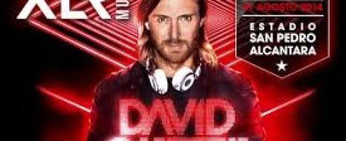 David Guetta LIVE Marbella