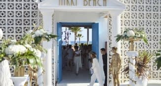 NIkki Beach Make up